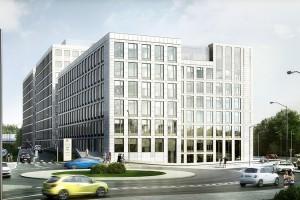A4 Business Park projektu DDJM z certyfikatami BREEAM