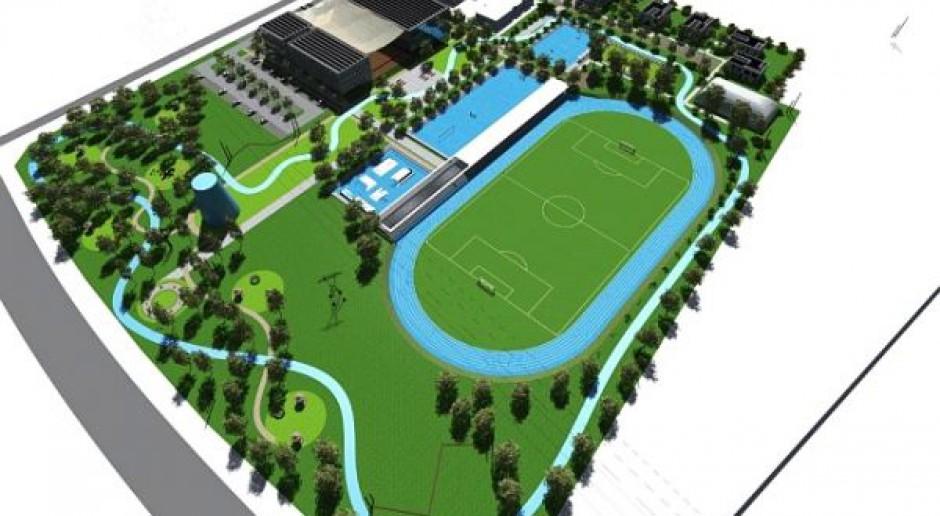 Powstanie kompleks sportowy według OS Architekci i Arhiteq