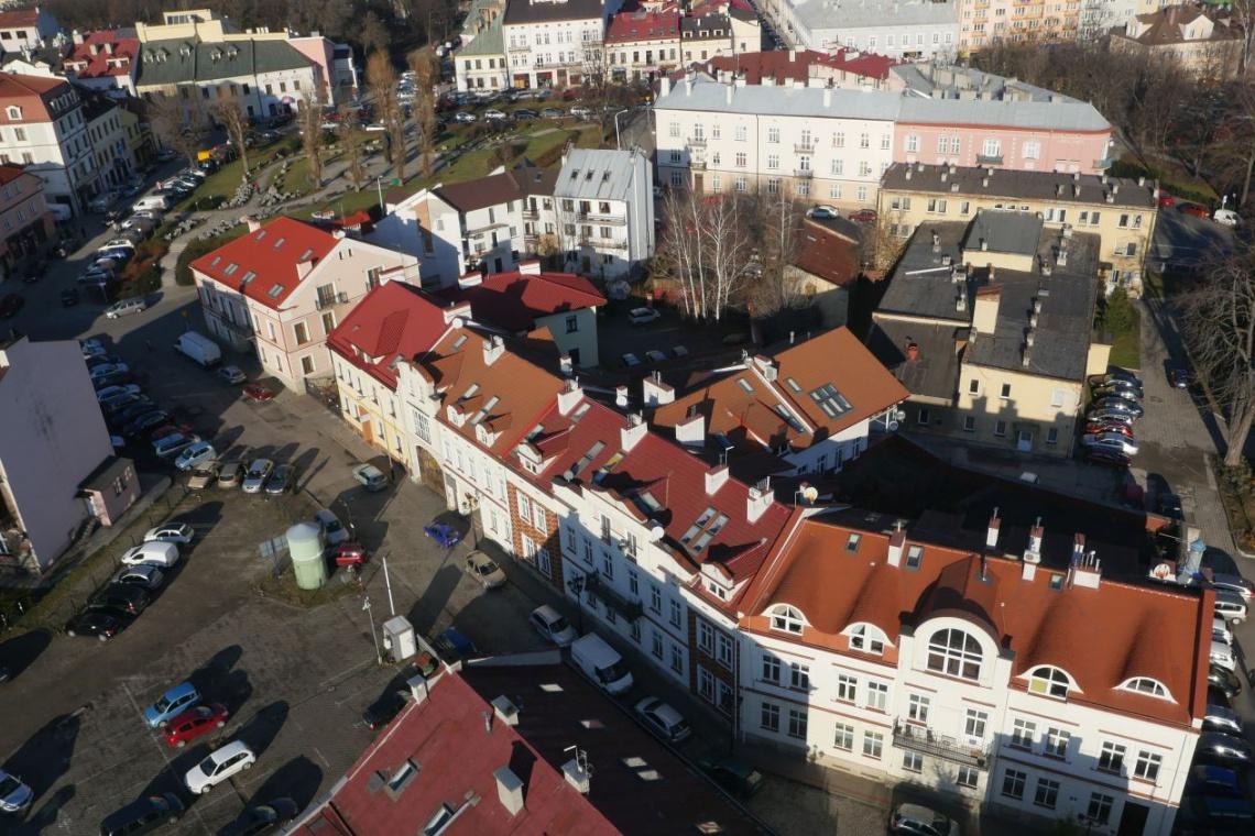 Duże zainteresowanie konkursem na plac Garncarski w Rzeszowie