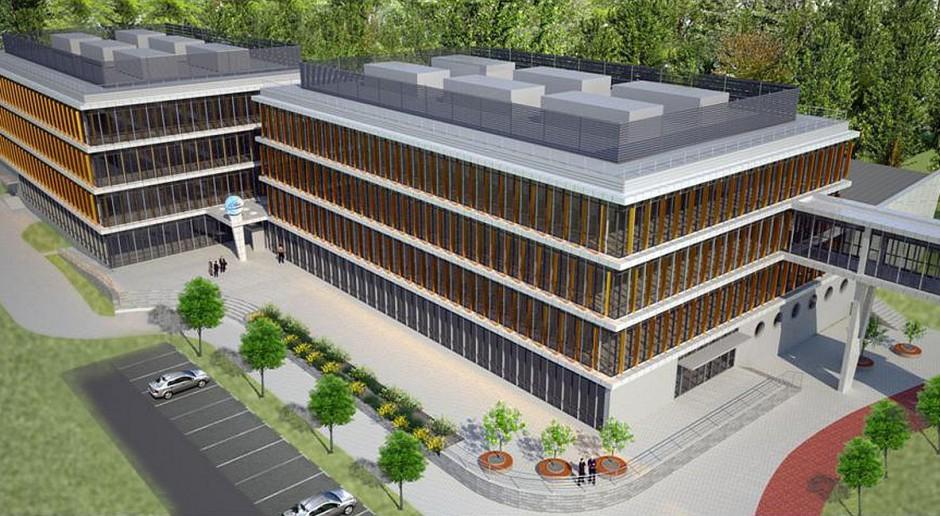 Nowy obiekt administracyjny dla Polskiej Agencji Żeglugi Powietrznej