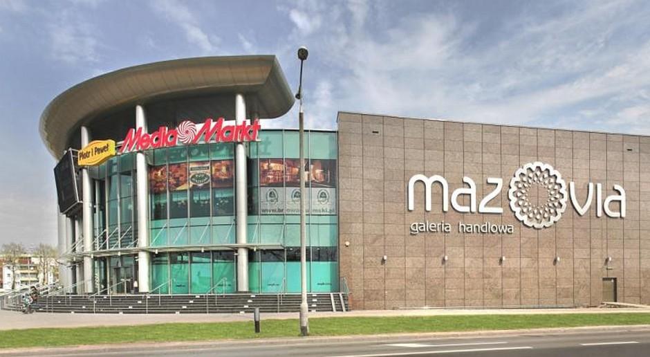 Galeria Mazovia z zielonym certyfikatem