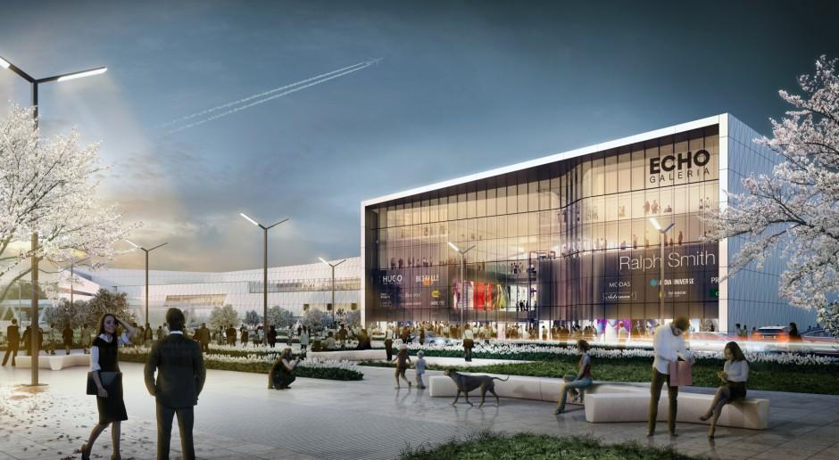 Kiedy ruszy budowa Galerii Echo Katowice projektu MOFO Architekci?