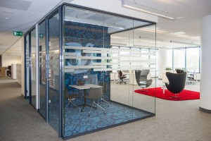 Naszą perełką są biura - można wykazać się nietuzinkowym podejściem