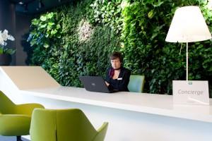 Wnętrza biurowców Capital Park nabiorą artystycznego klimatu