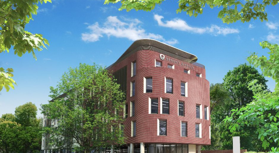 Regent Office powstaje w Krakowie według projektu BS-Arch