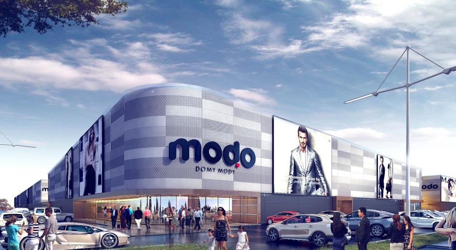 APA Wojciechowski zaprojektowali centrum handlowe MODO