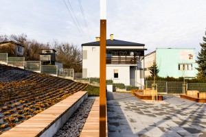 Architekci z pracowni 3XA wyczarowali atrakcyjne miejsce spotkań