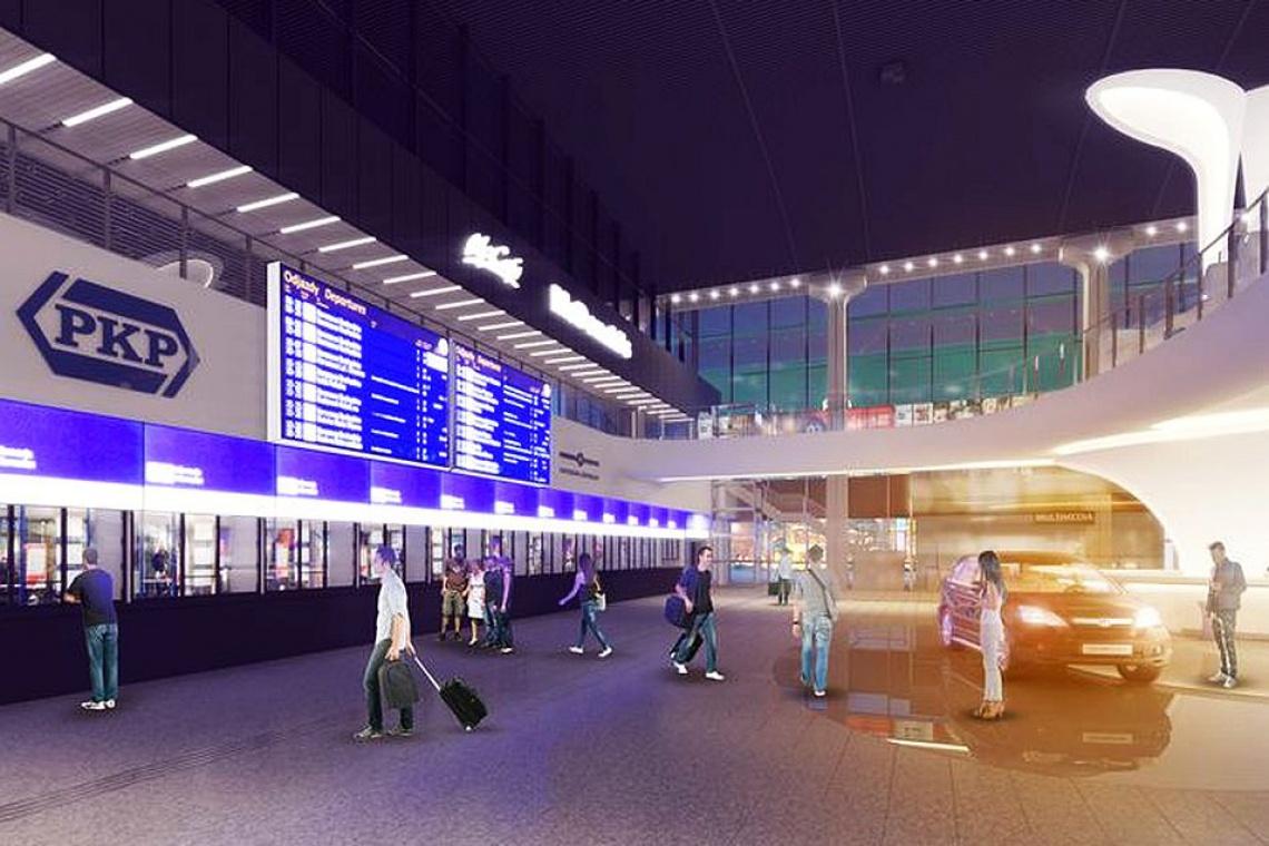 Ruszają pierwsze prace remontowe Dworca Centralnego
