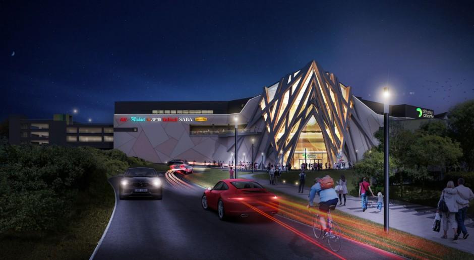 Co słychać na budowie galerii Zielone Arkady?