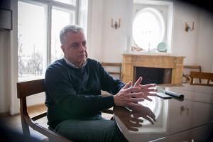 Marek Dunikowski z DDJM. Historia lubi zataczać koło