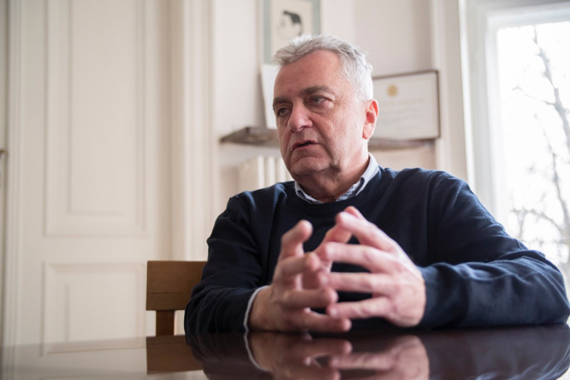 Marek Dunikowski o krakowskim projekcie Treimorfa na 4DD