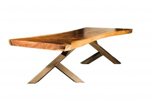 Design z drewna nie musi być nudny