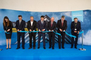 Wielkie otwarcie Silesia Business Park projektu Medusa Group