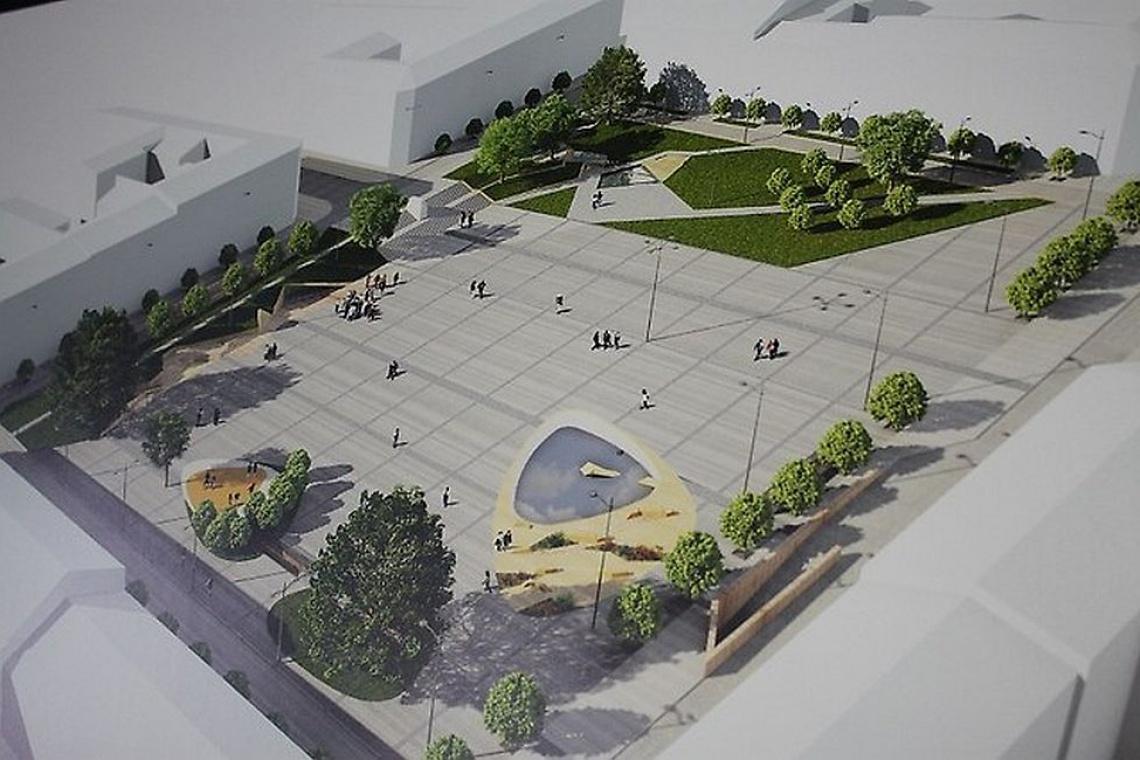Rozstrzygnięto konkurs na przebudowę Placu Wolności w Kielcach