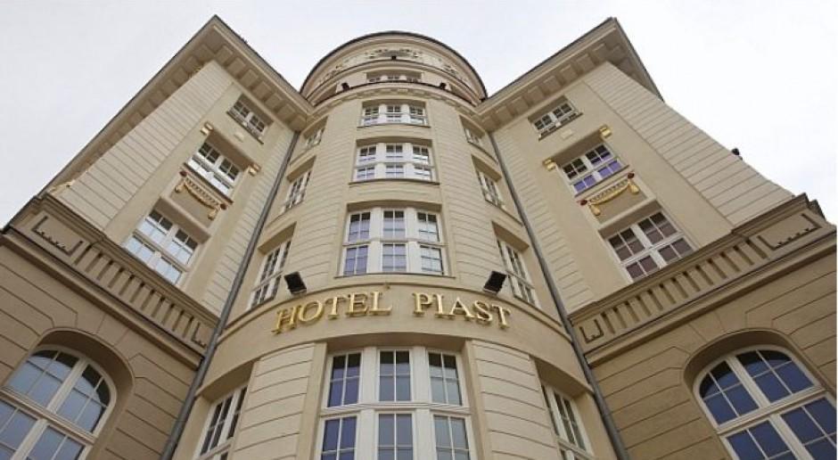 Hotel Piast odzyskał blask i dostojność z początku XX wieku