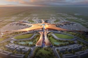 Zaha Hadid zaprojektowała największe lotnisko na świecie
