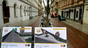W Łodzi powstaną cztery kolejne woonerfy