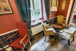Hotel Dwór Sieraków ma prawdziwie dworską resturację