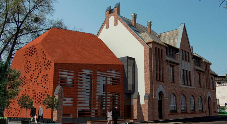 Trwa rozbudowa Centrum Kultury w Bydgoszczy