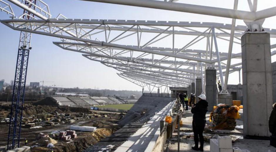 Stadion miejski w Łodzi niebawem będzie zadaszony