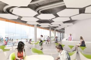 MWM Architekci przygotowali projekt koncepcyjny CH Różanka