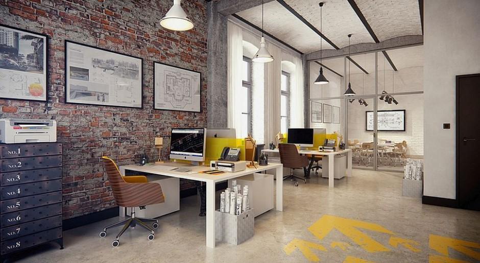 Biura w loftach to nie tylko trend, to prestiż
