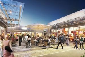 Plac Vogla projektu Arch Magic na półmetku budowy