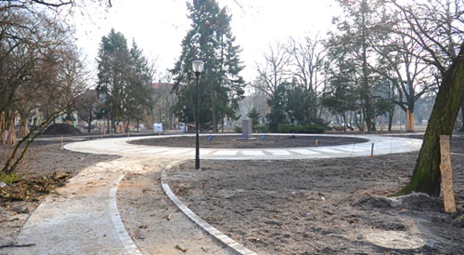 Park Kochanowskiego zmienia się dzięki Pracowni Pestka