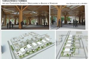 Studenci architektury zmienią oblicze warszawskich targowisk