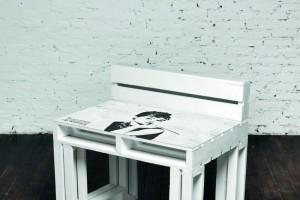 Showroom dla kochających design lat 50-tych i 60-tych