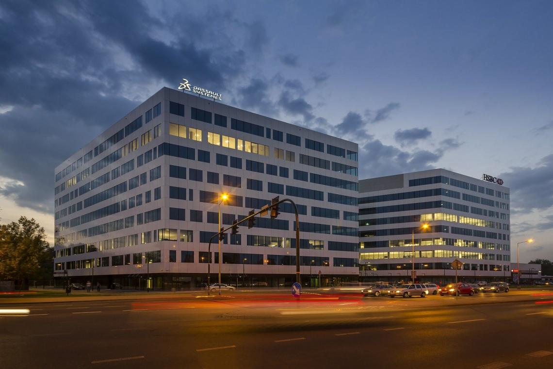 Drugi biurowiec w Krakowie z certyfikatem LEED