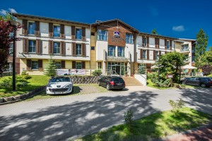 Nowy nadmorski charakter hotelu Best Western Villa Aqua