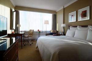 Zaglądamy do odmienionych pokoi hotelu Marriott