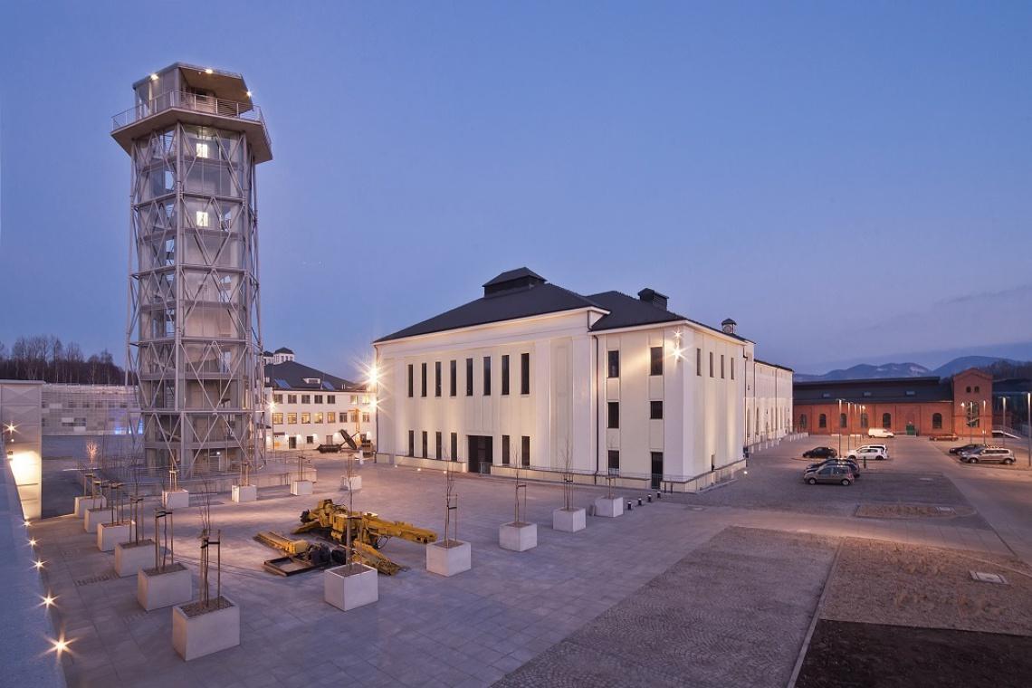 Zobacz jak zrewitalizowano starą kopalnię w Wałbrzychu