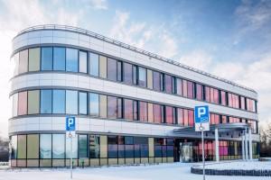Innowacyjny biurowiec dla Volvo zaprojektowali  ETC Architekci