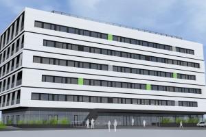 We Wrocławiu powstanie Business House projektu Archimedia