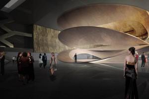 Budowa centrum muzyki Sinfonia Varsovia przyspiesza