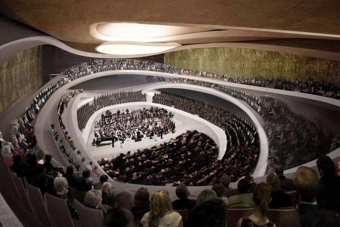 Nowy projekt Sinfonii Varsovii pod znakiem zapytania