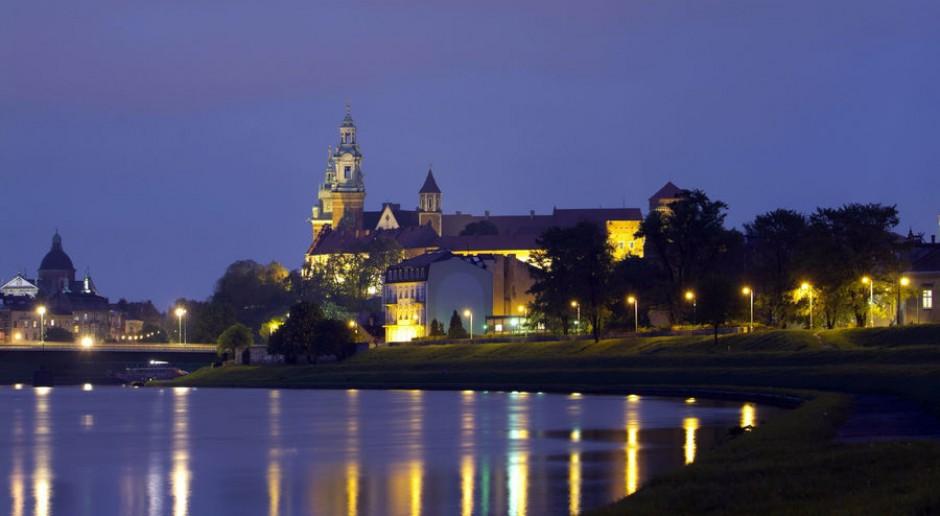 Kraków z nowym eko-oświetleniem ulicznym