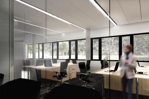Quartz office w Poznaniu zaprojektowali Easst.com