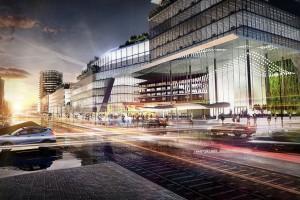 Centralna Park - kolejny projekt deweloperski w centrum Warszawy