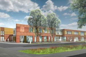 LWS Architekci zaprojektowali kompleks szkolny