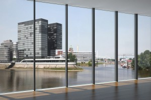 Nowa estetyka przeszklonej architektury