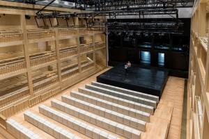 Zaglądamy do wnętrz niezwykłego Gdańskiego Teatru Szekspirowskiego