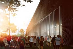 Międzynarodowe Centrum Kongresowe, projektu JEMS Architekci, już gotowe
