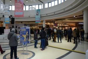Nowa część Atrium Copernicus, projektu IBM Asymetria, już otwarta