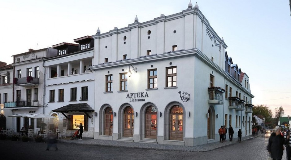 Grupa 5 Architekci z nowym projektem w Kazimierzu Dolnym
