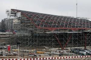 Co słychać na budowie dworca Łódź Fabryczna?