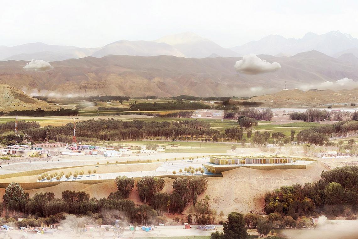 Ponad tysiąc prac wpłynęło na Centrum Kultury w Afganistanie