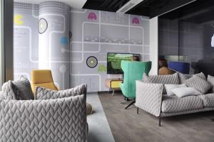 Biuro przyszłości zaaranżowane przez Massive Design dla EY